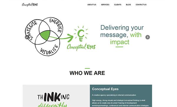Conceptual Eyes