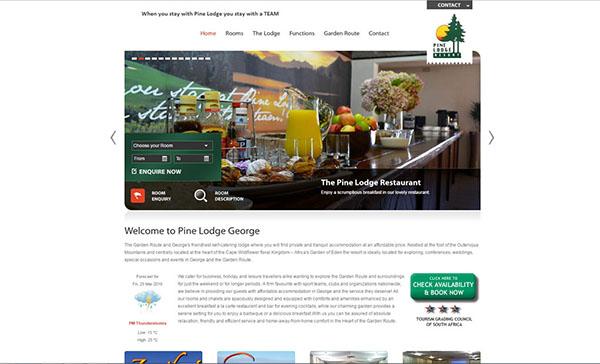 Pine Lodge George