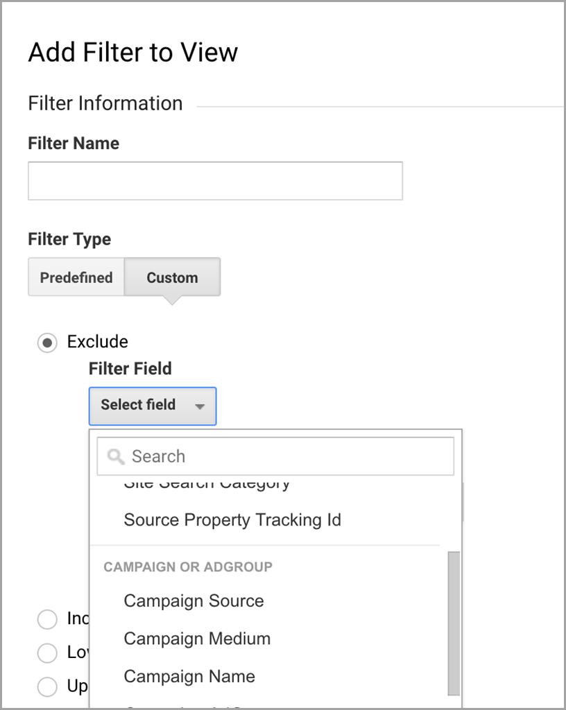 Filter-Field