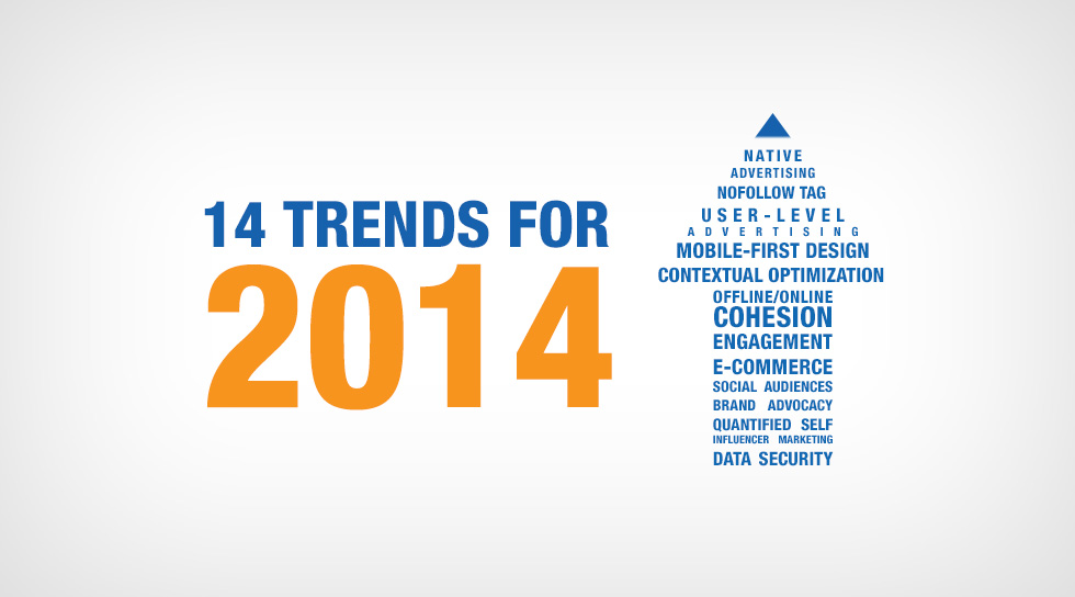 Online Marketing Trends for 2014