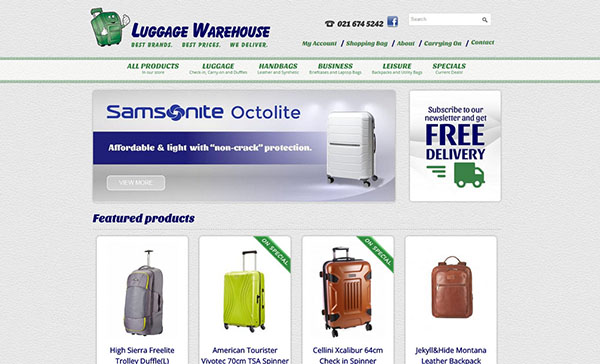 Luggage Warehouse