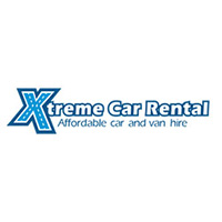 Xtreme Car Rental logo design