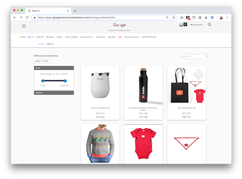 google-merchant-store-products