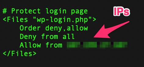 wp-login-limit-by-ip