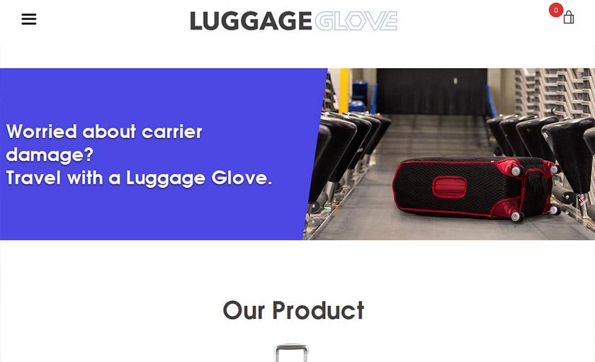 Luggage Glove