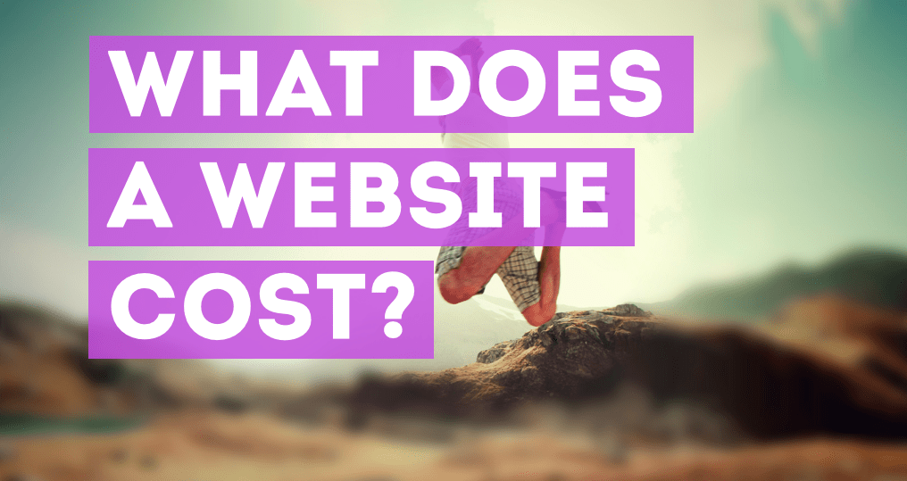 What-does-a-website-cost